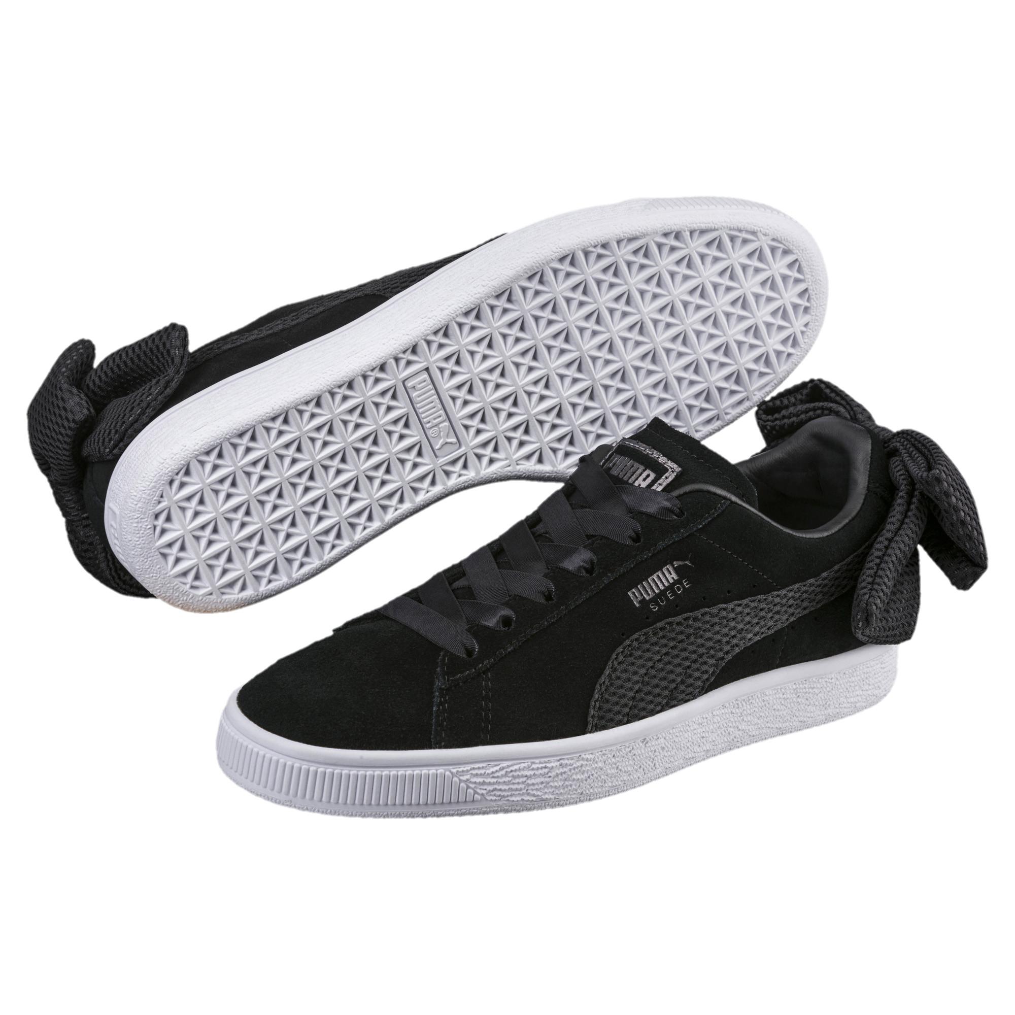 119b664ed8 Details about PUMA Suede Bow Uprising Women's Sneakers Women Shoe Sport  Classics