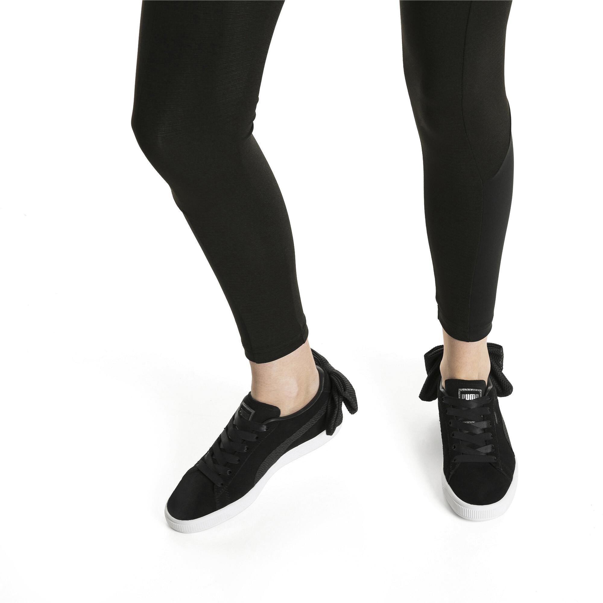 newest 48143 1c340 Details about PUMA Suede Bow Uprising Women's Sneakers Women Shoe Sport  Classics
