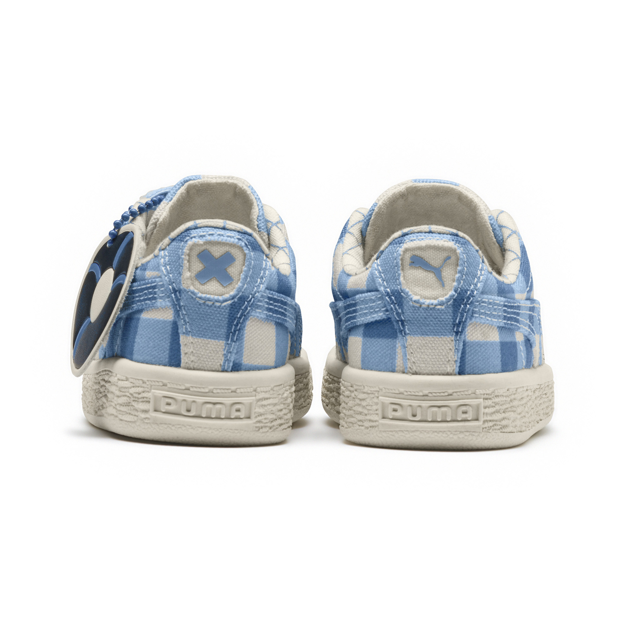 Image Puma PUMA x TINYCOTTONS Baby Basket Sneakers #4