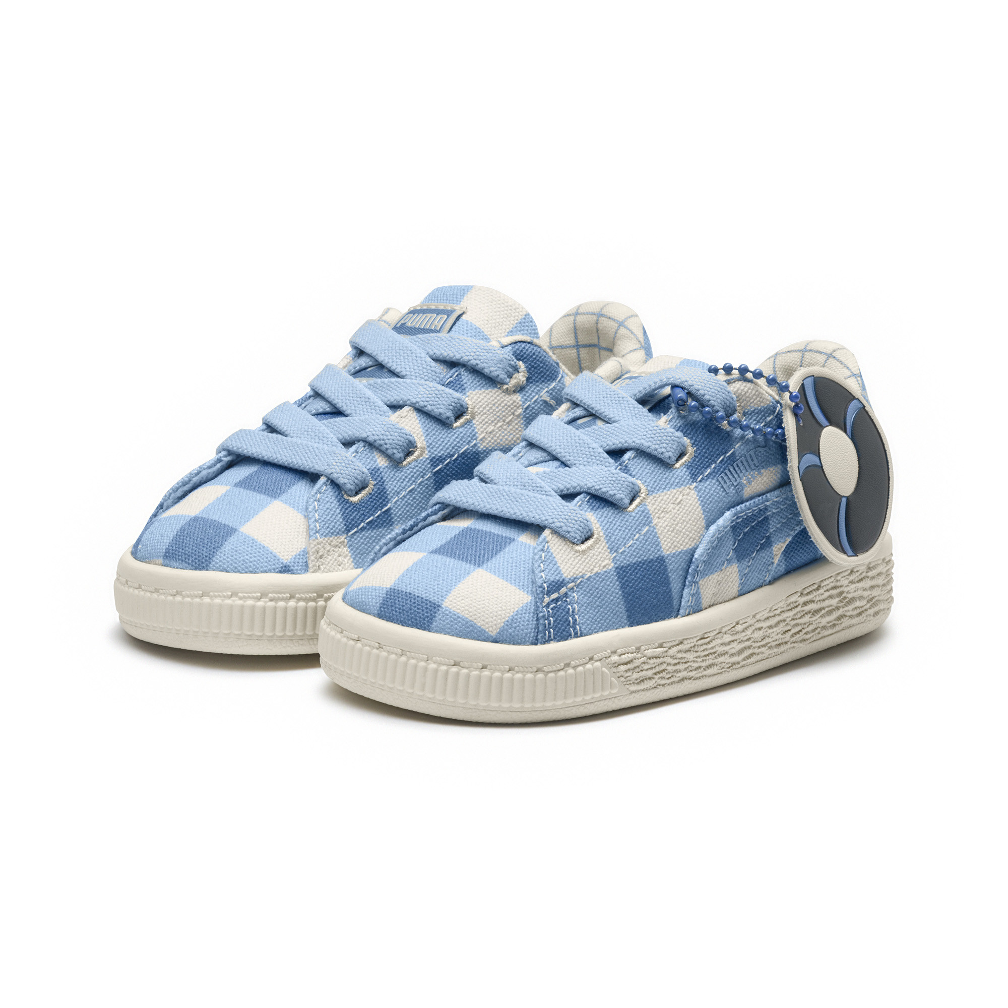 Image Puma PUMA x TINYCOTTONS Baby Basket Sneakers #2