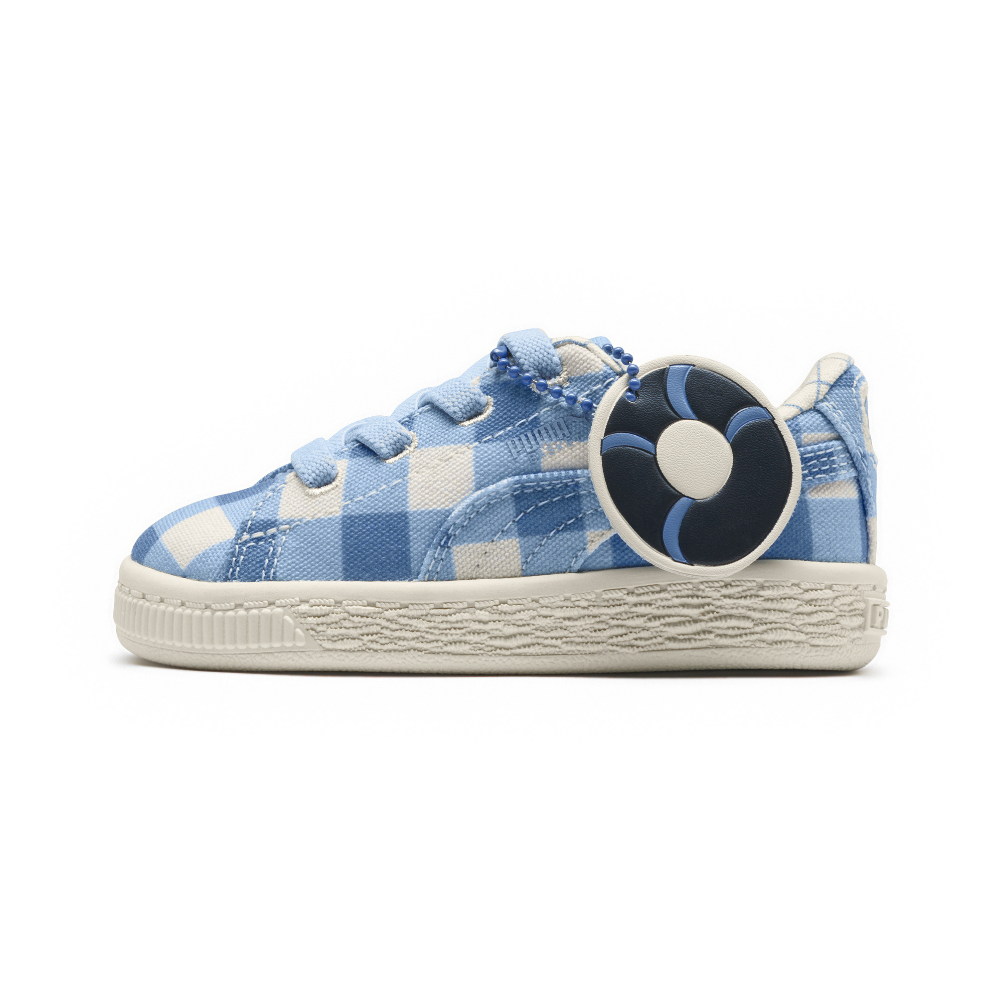 Image Puma PUMA x TINYCOTTONS Baby Basket Sneakers #1