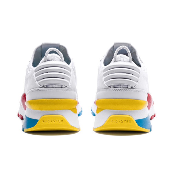 Evolution RS-0 Play Trainers, Wht-HawaiianOcean-Dandelion, large
