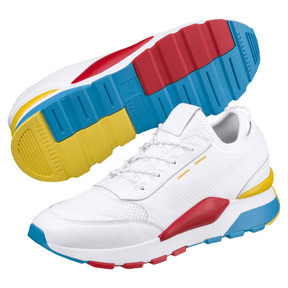 Thumbnail 2 of Evolution RS-0 Play Trainers, Wht-HawaiianOcean-Dandelion, medium