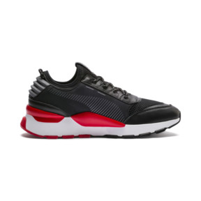 Thumbnail 5 of RS-0 PLAY Sneaker, Black-HighRiskRed-White, medium