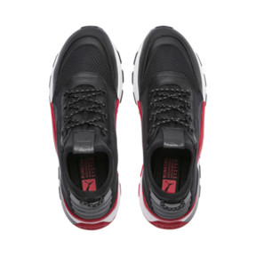 Thumbnail 7 of RS-0 PLAY Sneaker, Black-HighRiskRed-White, medium