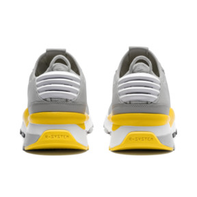 Thumbnail 4 of Evolution RS-0 Play Trainers, Gray Violet-Dandelion-White, medium