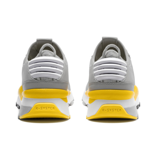 Evolution RS-0 Play Trainers, Gray Violet-Dandelion-White, large