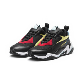 Thumbnail 2 of Thunder Spectra Trainers, Puma Blk-Puma Blk-Puma White, medium