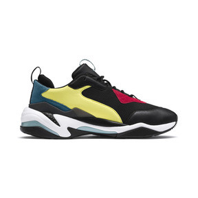 Thumbnail 5 of Thunder Spectra Trainers, Puma Blk-Puma Blk-Puma White, medium