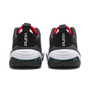 Thumbnail 3 of Thunder Spectra Trainers, Puma Black-High Risk Red, medium