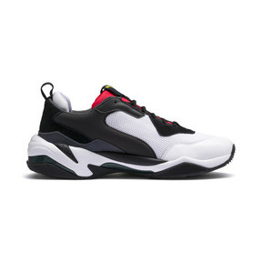 Thumbnail 5 of Basket Thunder Spectra, Puma Black-High Risk Red, medium