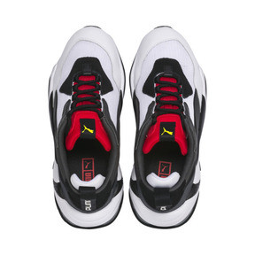 Thumbnail 6 of Thunder Spectra Trainers, Puma Black-High Risk Red, medium