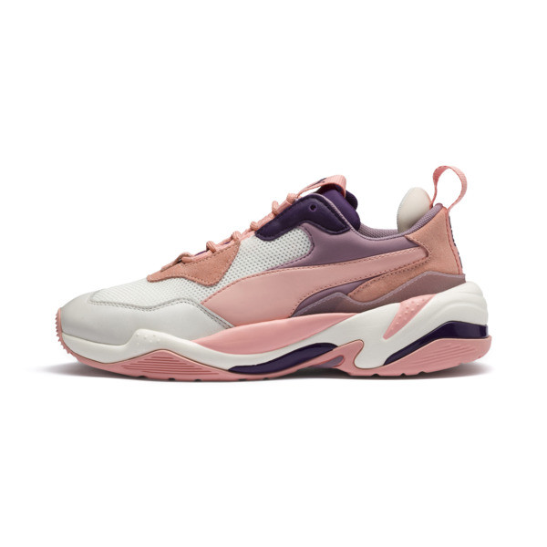 Thunder Spectra Trainers, Marshmallow-Peach Bud, large