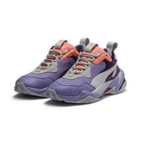 Thumbnail 2 of Thunder Spectra Trainers, Sweet Lavender-Bright Peach, medium