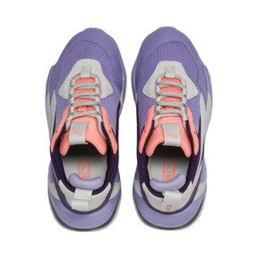 Thumbnail 6 of Thunder Spectra Trainers, Sweet Lavender-Bright Peach, medium