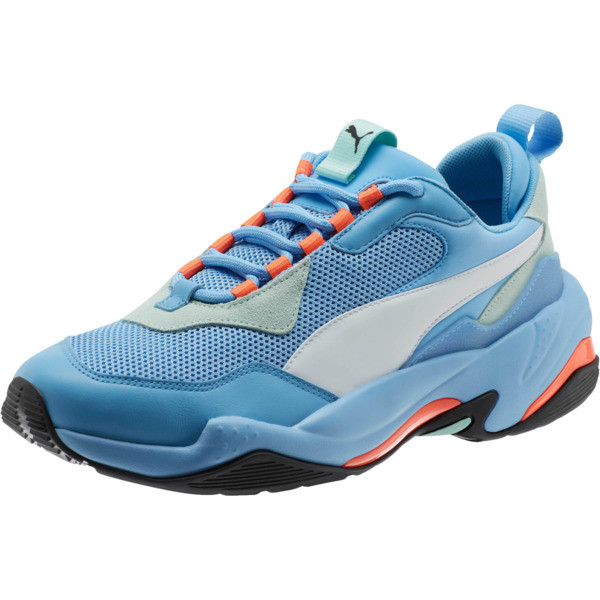Thunder Spectra Men's Sneakers, Team Light Blue-Fair Aqua, large