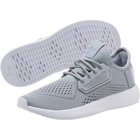 Thumbnail 2 of Uprise Mesh Men's Sneakers, Quarry-White-White, medium