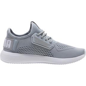 Thumbnail 3 of Uprise Mesh Men's Sneakers, Quarry-White-White, medium