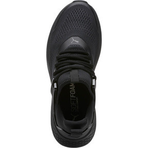 Thumbnail 5 of Insurge Eng Mesh Sneakers, Black-Black-Black, medium