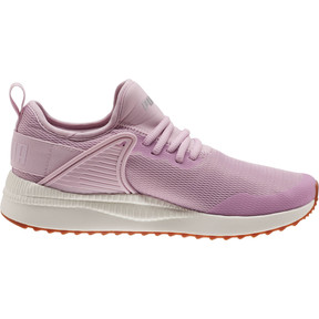 Thumbnail 3 of Pacer Next Cage Women's Sneakers, Wins Orch-Wins Orch-Whisr Wh, medium