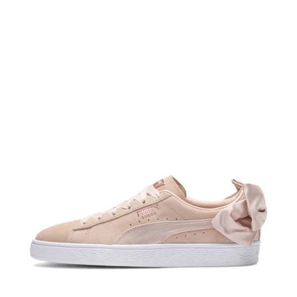 fcb2aa350d1 Suede Bow Valentine Women's Trainers | PUMA Lifestyle | PUMA United ...