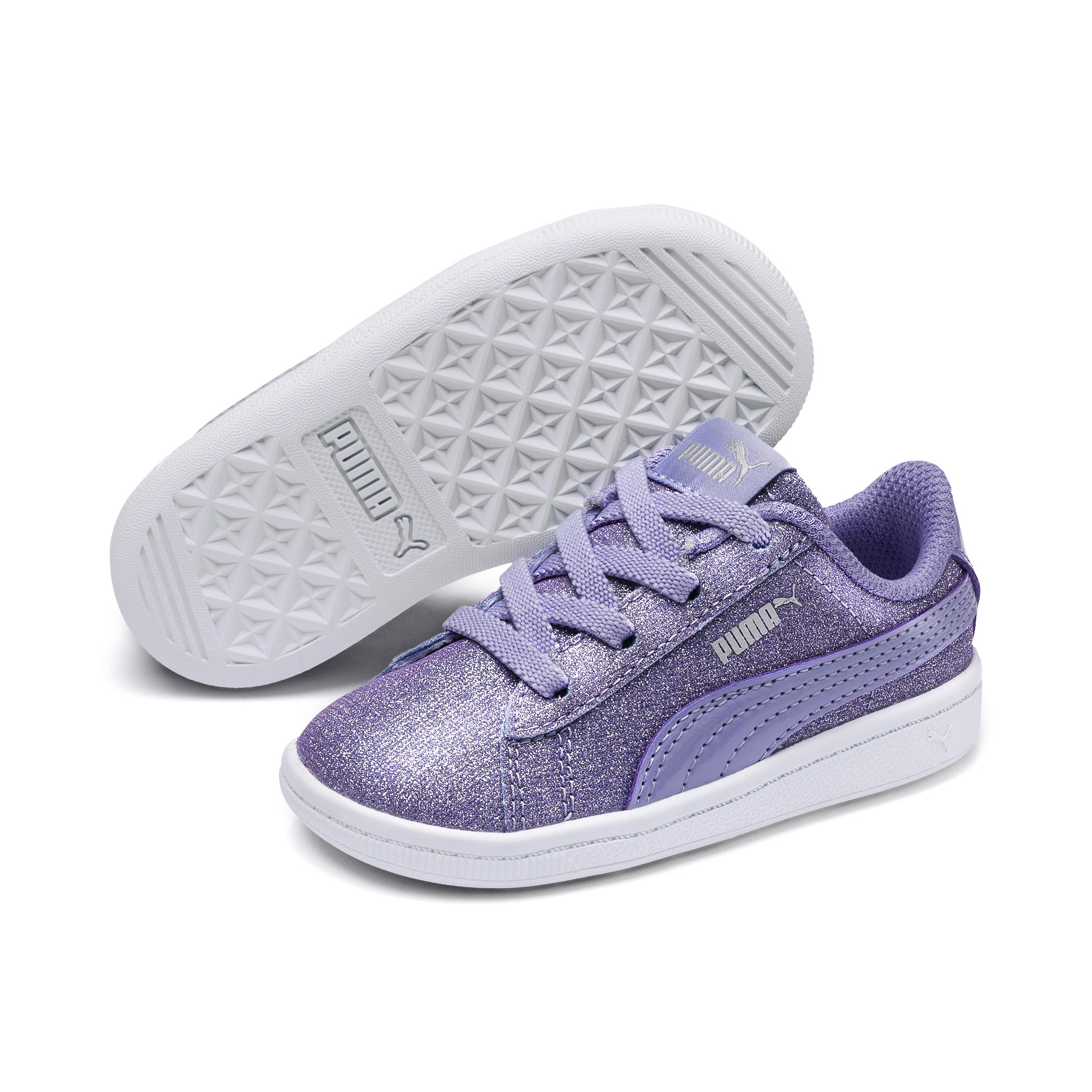 Image Puma Puma Vikky Full Glitz AC PreSchool Sneakers #2