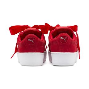 Thumbnail 3 of Vikky Platform Ribbon Youth Mädchen Sneaker, Hibiscus -Hibiscus, medium