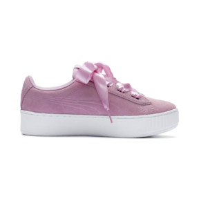 Thumbnail 5 of Vikky Platform Ribbon Youth Mädchen Sneaker, Pale Pink-Pale Pink, medium