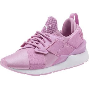 Thumbnail 1 of Muse JR Sneakers, Orchid-Orchid, medium