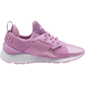 Thumbnail 3 of Muse JR Sneakers, Orchid-Orchid, medium