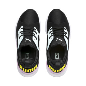 Thumbnail 6 of Muse Kinder Sneaker, Puma Black-Pale Pink, medium