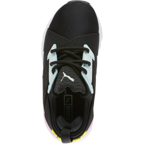 Thumbnail 5 of Muse Sneakers PS, Puma Black-Pale Pink, medium