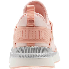 Thumbnail 4 of Pacer Next Cage ST2 Women's Sneakers, Peach Bud-Puma Silver, medium