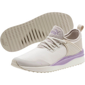 Thumbnail 2 of Pacer Next Cage ST2 Women's Sneakers, Silver Gray-Metal. Lavender, medium