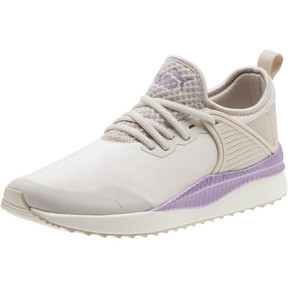 Thumbnail 1 of Pacer Next Cage ST2 Women's Sneakers, Silver Gray-Metal. Lavender, medium