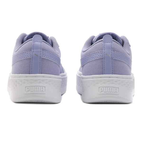 プーマ スマッシュ プラットフォーム CV ウィメンズ, Sweet Lavender-Puma Silver, large-JPN