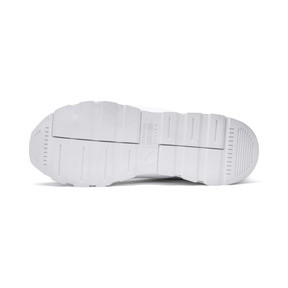 Thumbnail 3 of RS-0 Optic Pop Trainers, Puma White-Puma Silver, medium