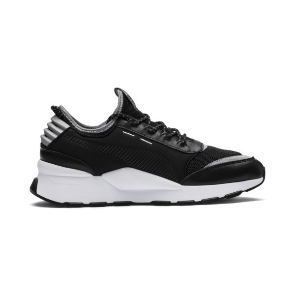 Basket RS-0 Optic Pop, Puma Black-Puma Silver, large
