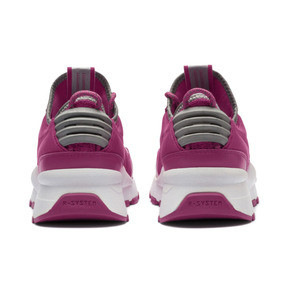 Thumbnail 4 of RS-0 Optic Pop Trainers, Magenta Haze-Puma White, medium