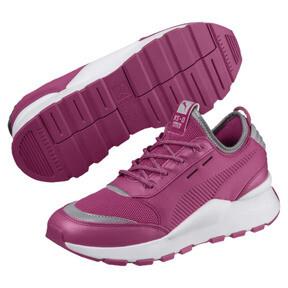 Thumbnail 2 of RS-0 Optic Pop Sneakers, Magenta Haze-Puma White, medium