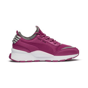 Thumbnail 5 of RS-0 Optic Pop Trainers, Magenta Haze-Puma White, medium