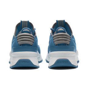 Thumbnail 4 of RS-0 Optic Pop Trainers, Corsair-Puma White, medium