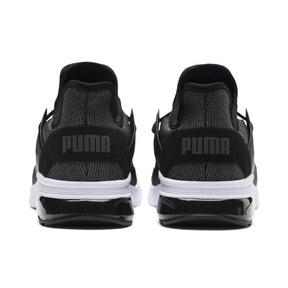 Miniatura 4 de Zapatos deportivos Electron Street Knit, Puma Black-Iron Gate, mediano