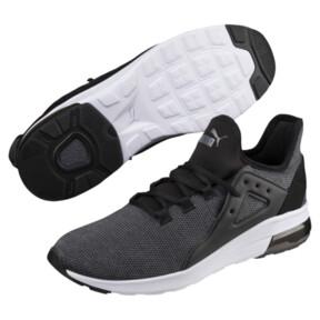 Miniatura 2 de Zapatos deportivos Electron Street Knit, Puma Black-Iron Gate, mediano