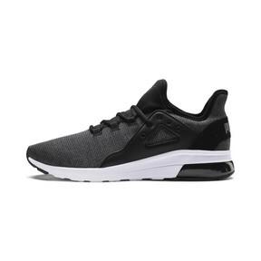 Miniatura 1 de Zapatos deportivos Electron Street Knit, Puma Black-Iron Gate, mediano