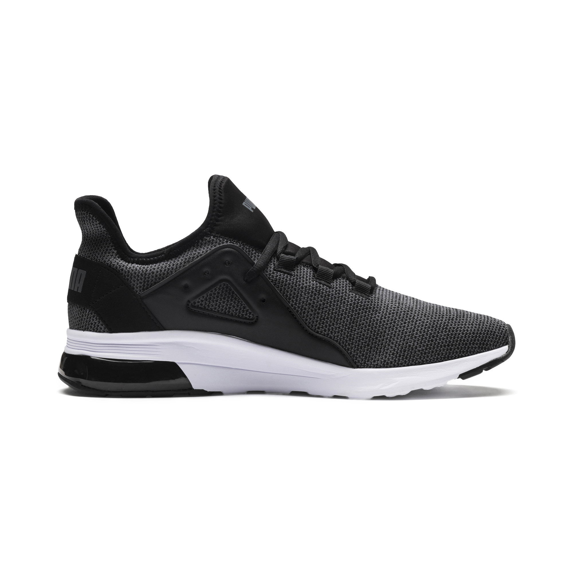 Details about PUMA Electron Street Knit Sneakers Men Shoe Basics
