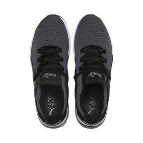 Miniatura 6 de Zapatos deportivos Electron Street Knit, Puma Black-Iron Gate, mediano