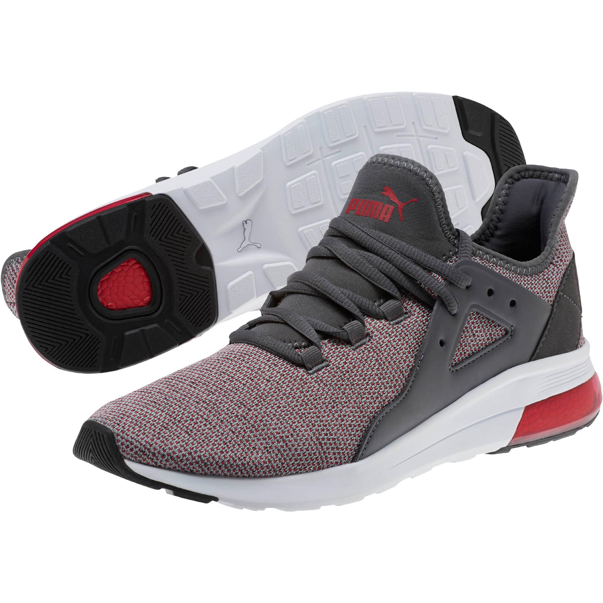 07ec75788b Details about PUMA Electron Street Knit Sneakers Men Shoe Basics