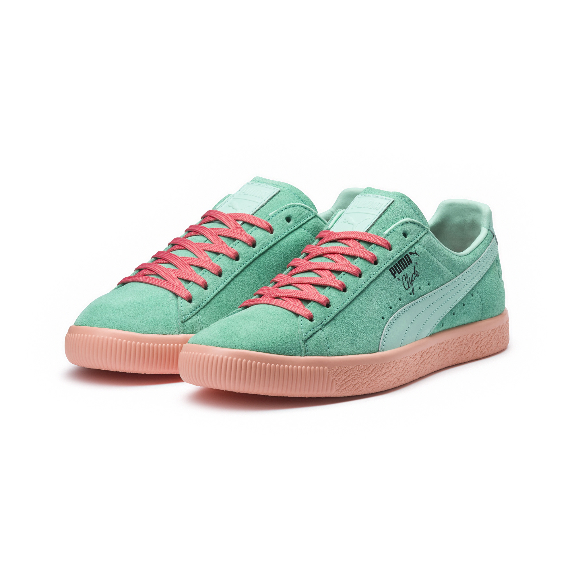 Image Puma Clyde South Beach Sneakers #2