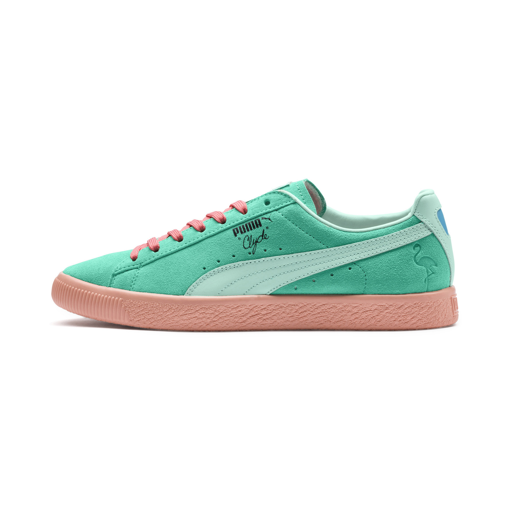 Image Puma Clyde South Beach Sneakers #1